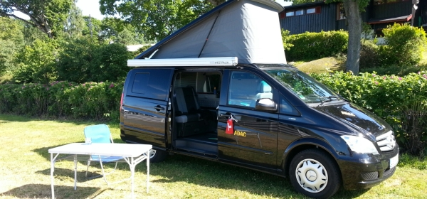 Camping in Stavern