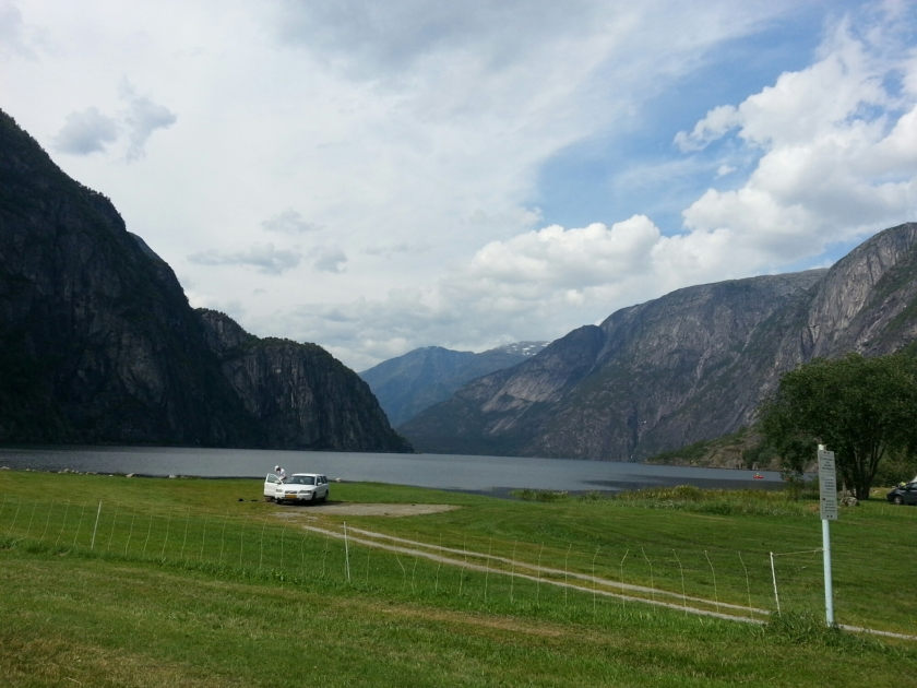 Sæbo Camping bei Eidfjord