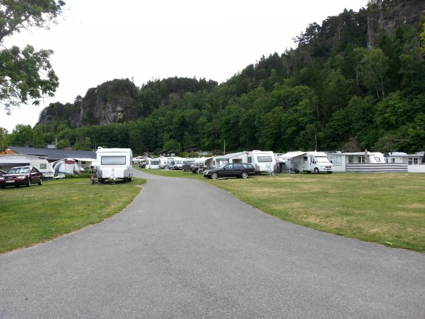 Rognstranda Camping bei Stathelle