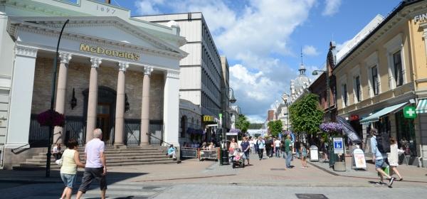 McDonalds in Kristiansand