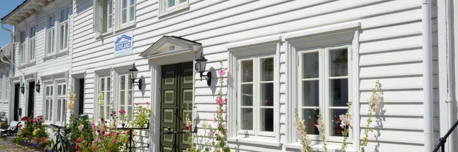 Häuser in Kristiansand