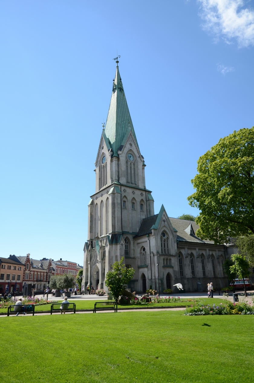 Kirche in Kristiansand