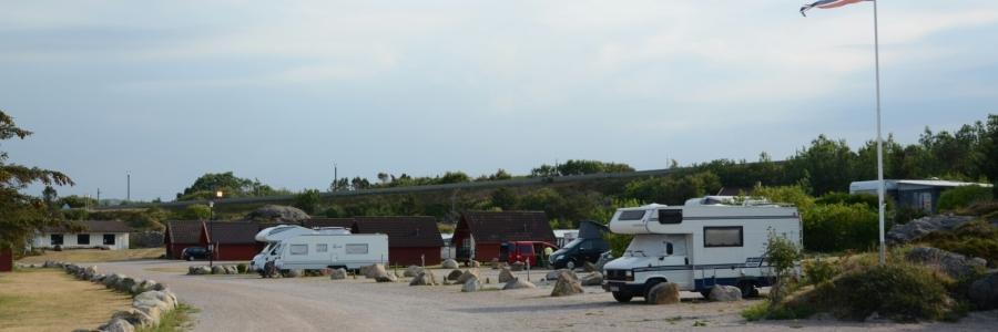 Camping bei Ogna