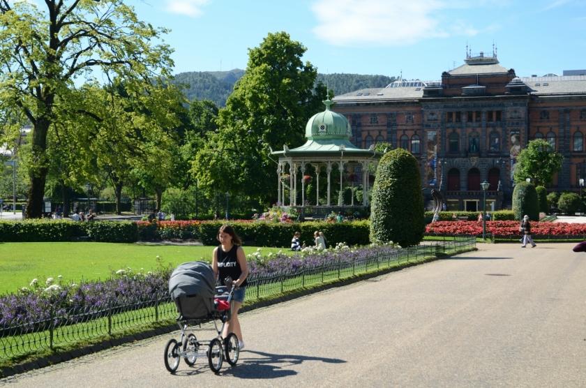 Park in Bergen