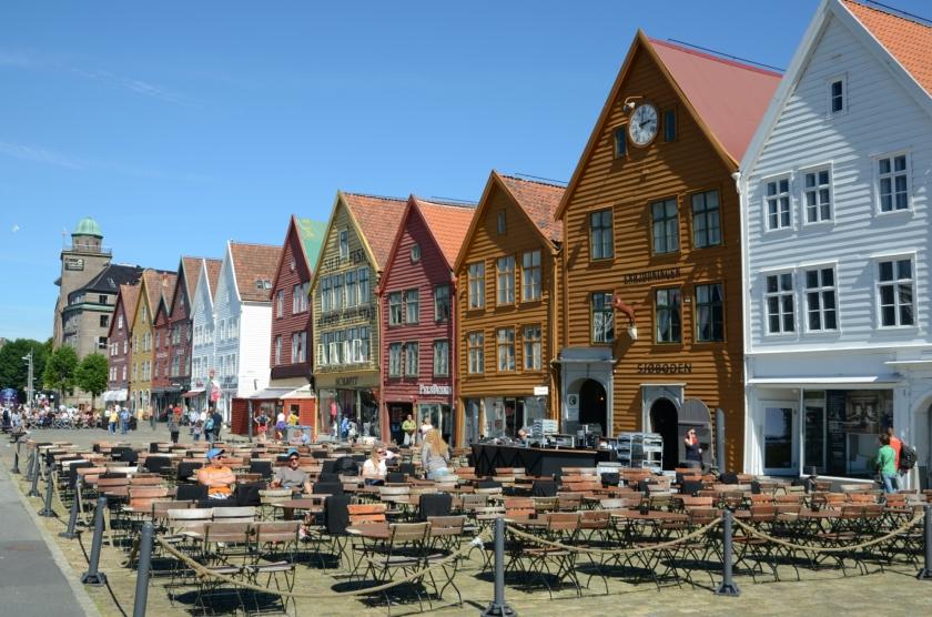 Bryggen (Hanseviertel von Bergen)