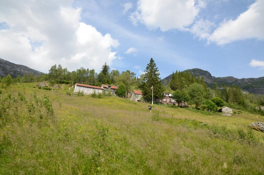 Bergbauernhof Kjeåsen