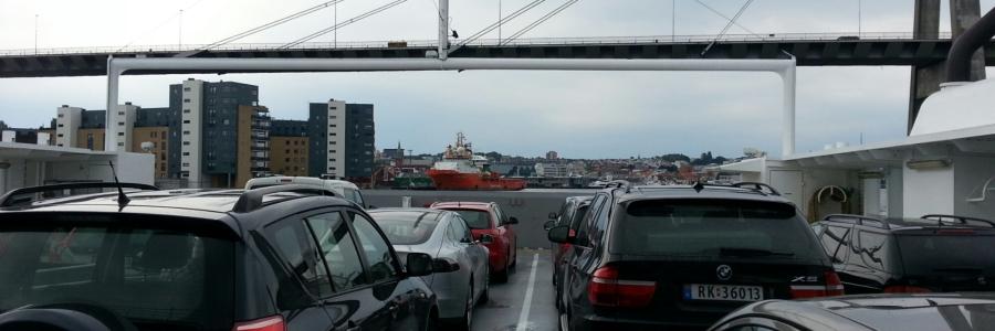 Fähre Tau – Stavanger