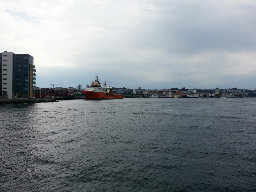 Hafen von Stavanger