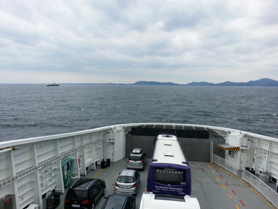 Fähre Rennesøy – Arsvågen