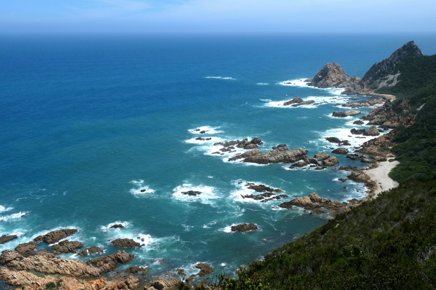 Knysna – ' The Heads'