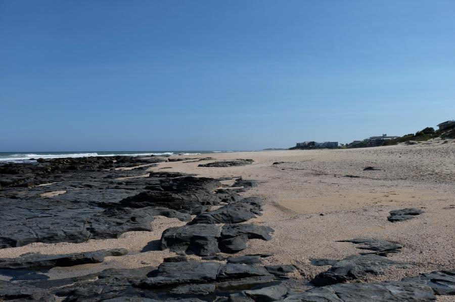 Küste in Jeffrey's Bay