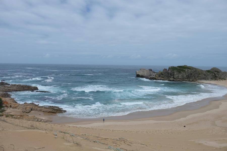 Küste der Robberg Nature Reserve