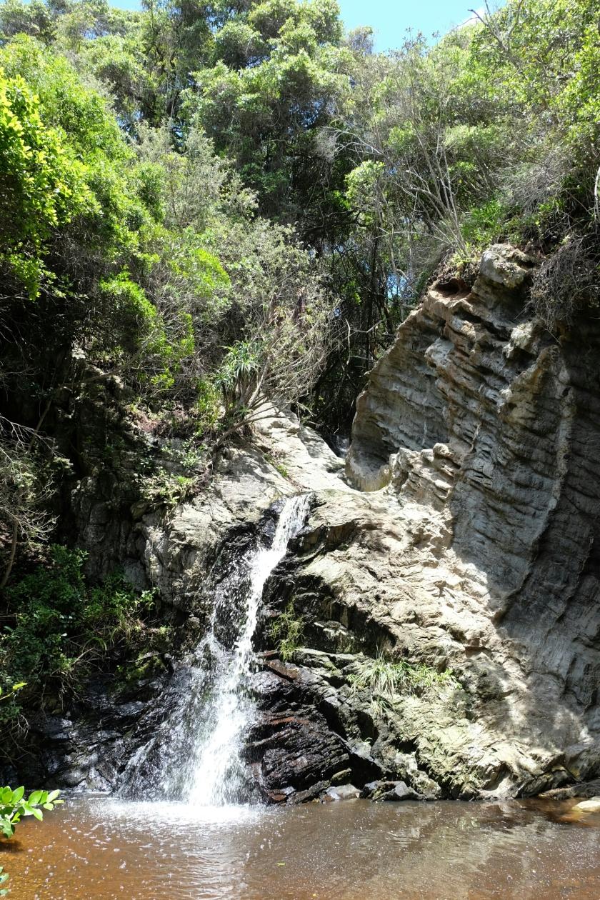 Wasserfall bei Storms River