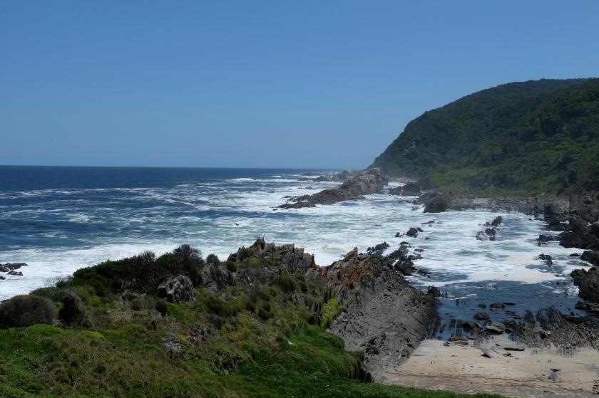 Küste bei Storms River