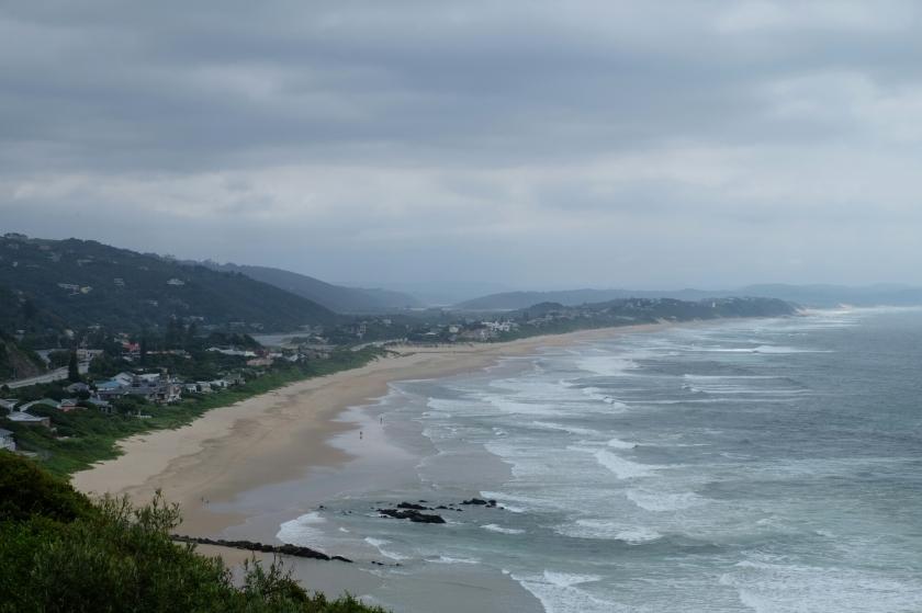 Küstenlinie bei Wilderness