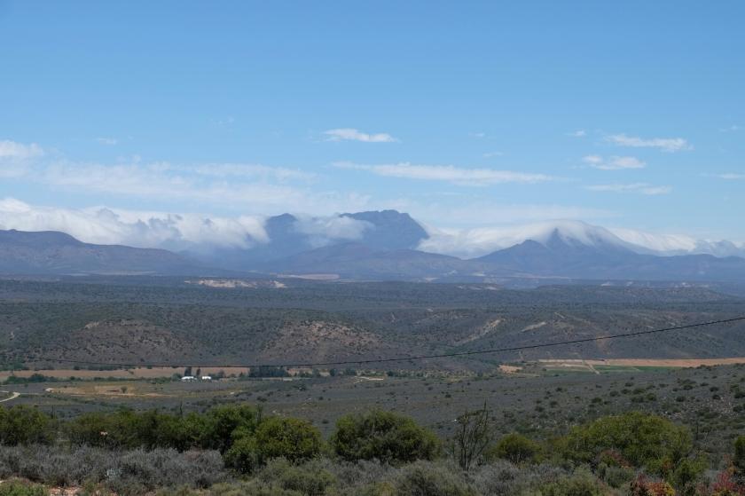 Über die '4 Passes' in die Klein Karoo