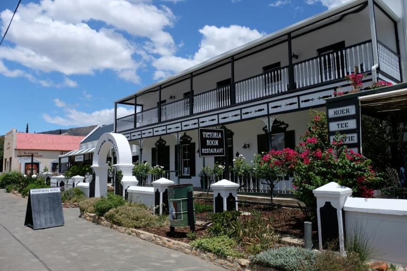 Swartberg Hotel in Prince Albert
