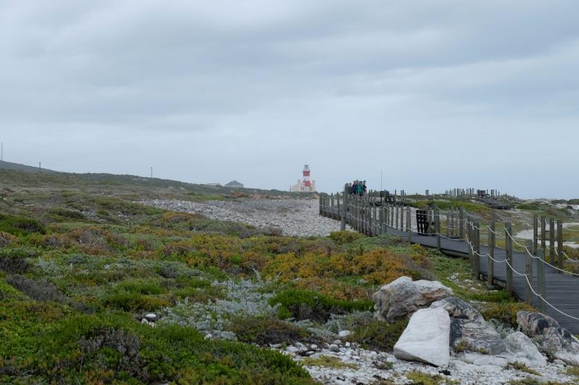 Leuchtturm bei Kap L'Agulhas