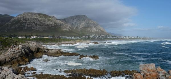 Küste bei Hermanus