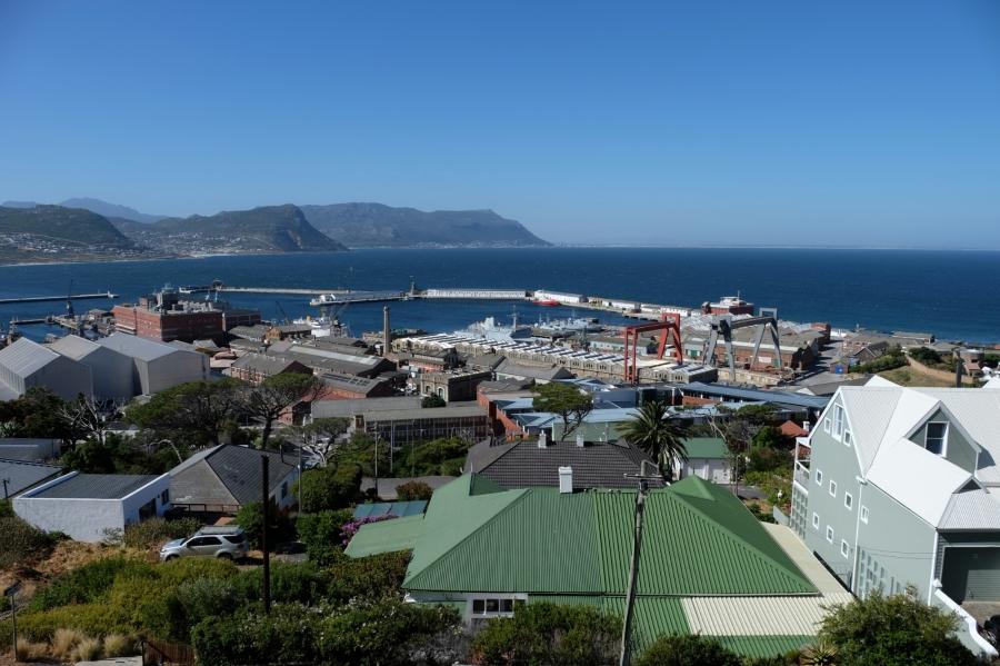Hafen von Simon's Town
