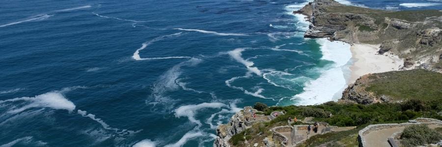 Ausblick auf Cape Maclear