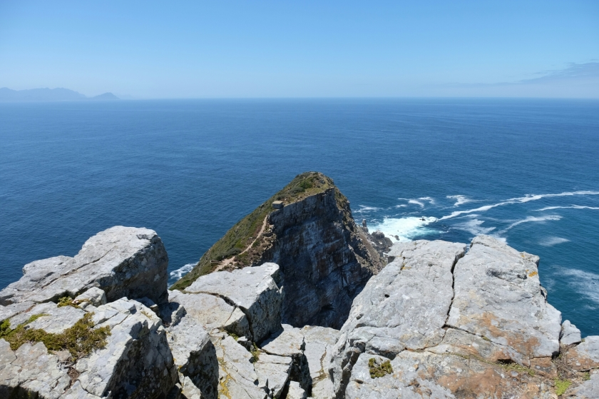 Ausblick auf Cape Point