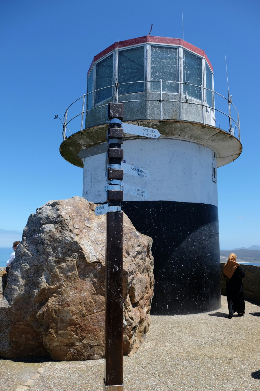 Leuchtturm am Cape Point