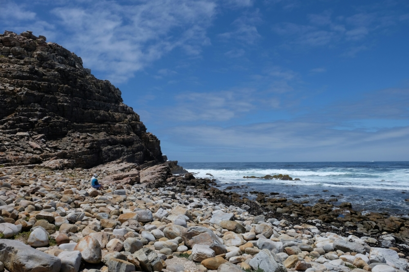 Ausblick auf Kap der Guten Hoffnung