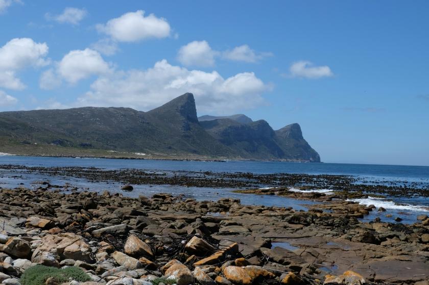 Ausblick auf Black Rocks