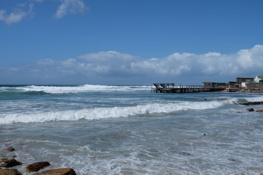 Atlantikküste bei Witsand