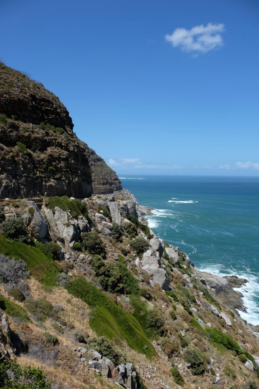 Chapman's Peak Drive bei Kapstadt