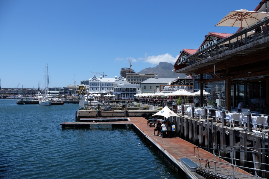Restaurants in V&A Waterfront in Kapstadt