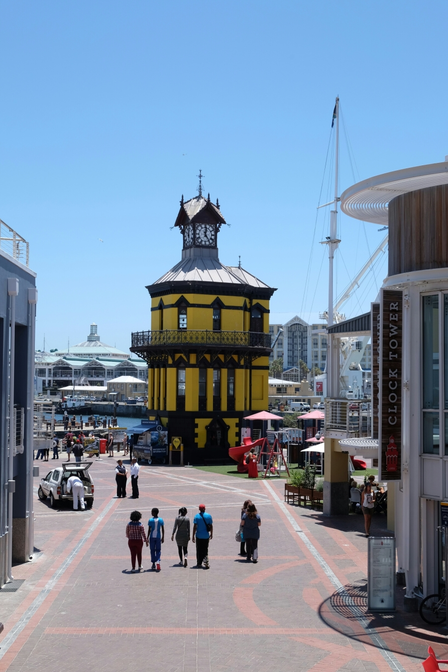 V&A Waterfront in Kapstadt