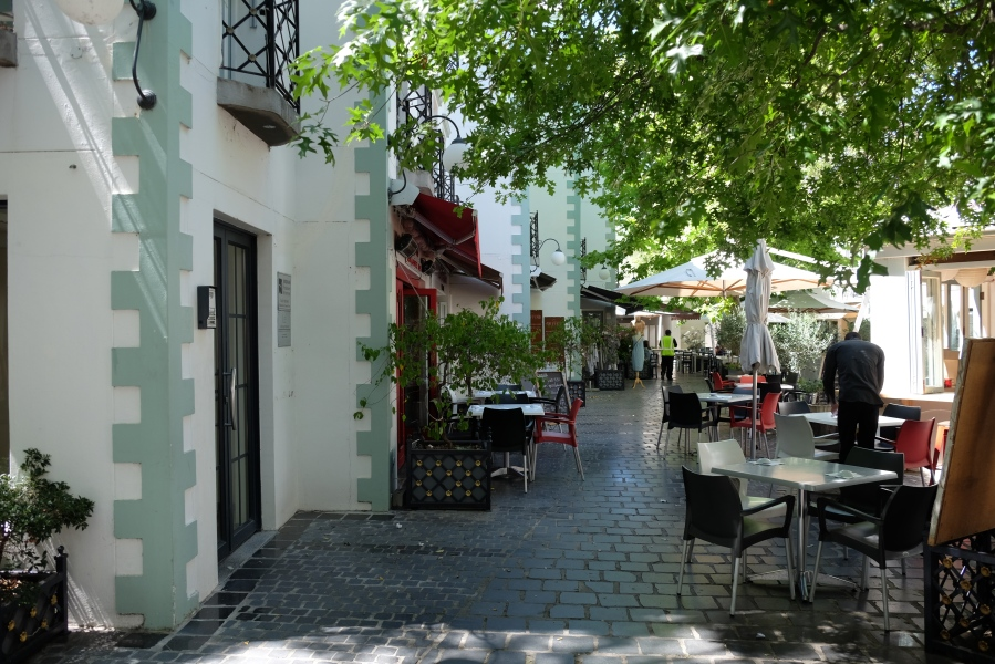 Restaurant in Stellenbosch