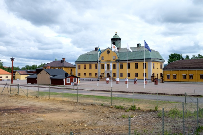 Falun Kupfergrube