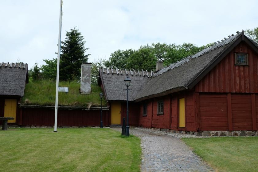 Hembygdsgård in Boberg
