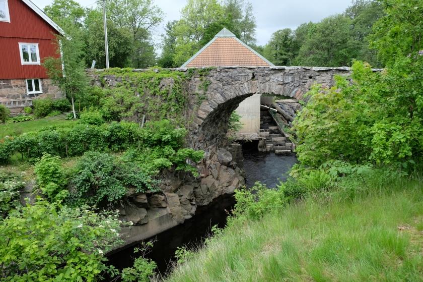 Brücke in Boberg