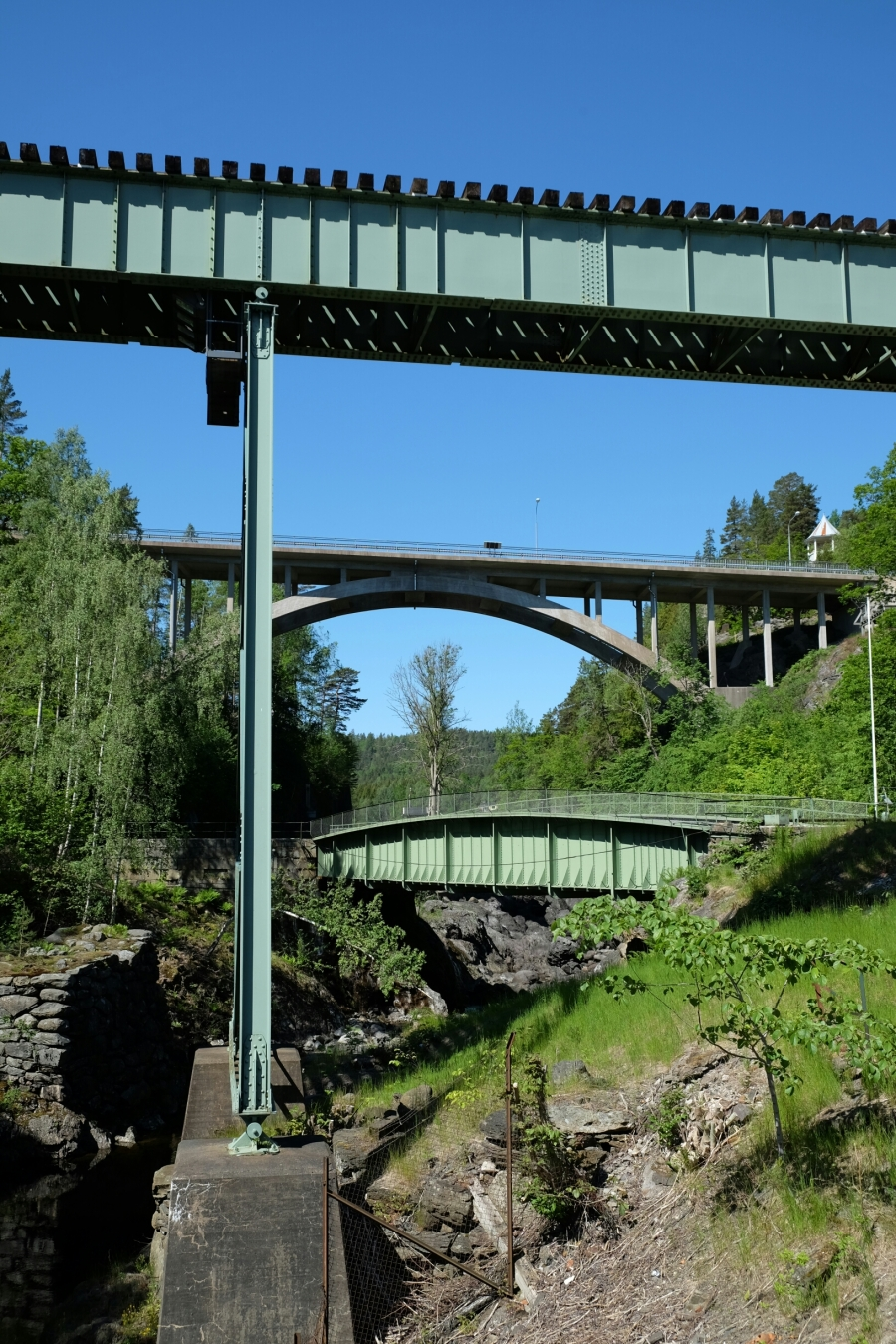 Aquädukt von Håverud (Dalslandskanal)