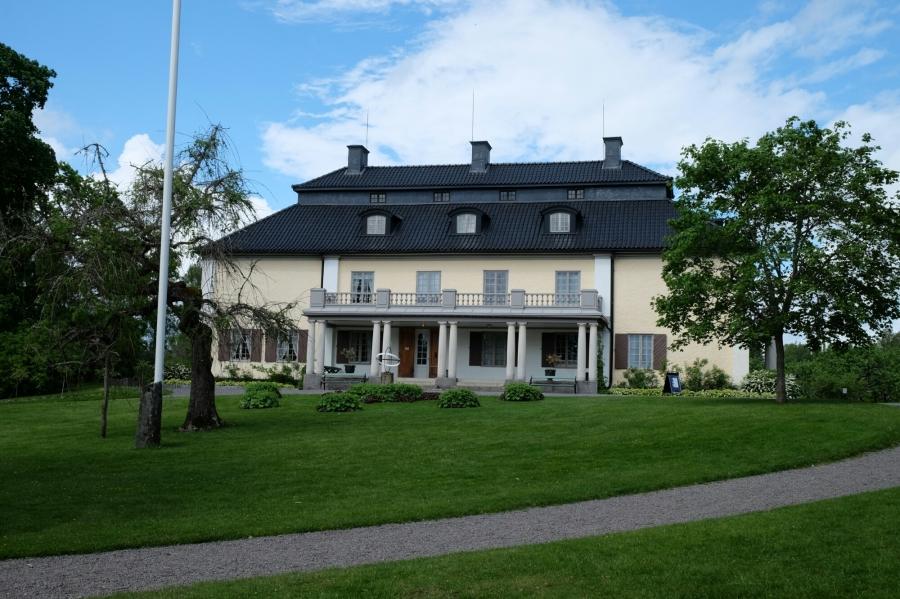 Hof von Selma Lagerlöf in Mårbacka