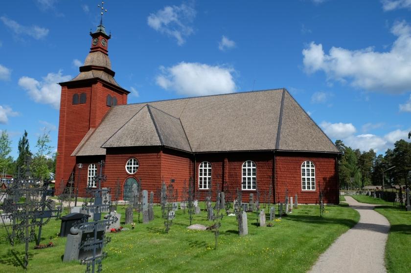 Stabkirche von Ekshärad
