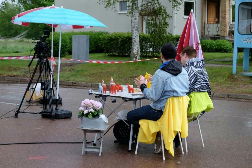 Fernsehmoderatoren bei Nusnäs