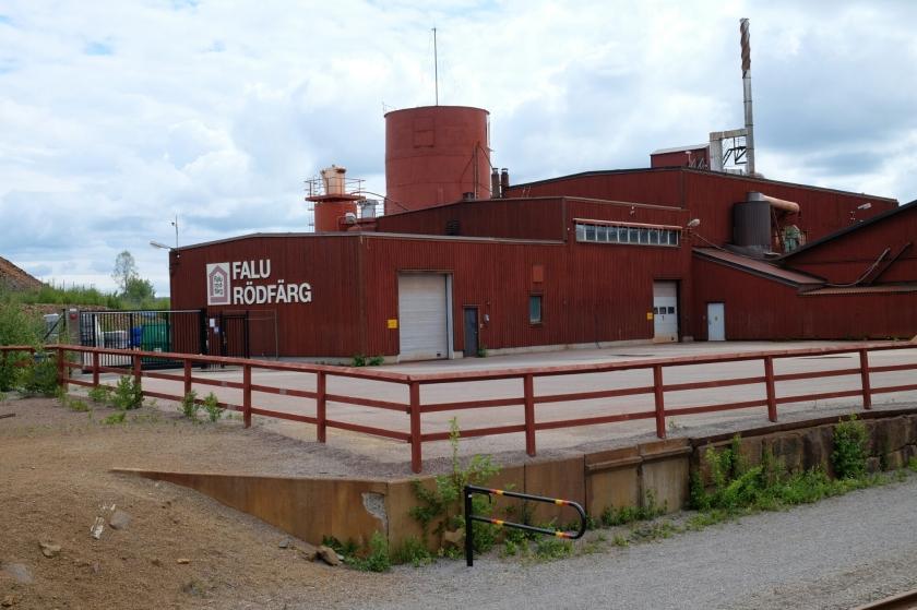 Falu Rödfärg Fabrik