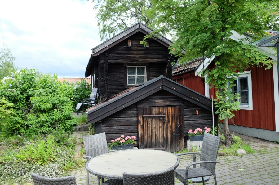 Quartier Elsberg in Falun