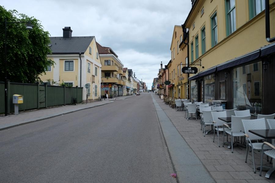 Häuser in Uppsala