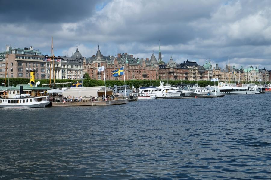 Aussichten in Stockholm