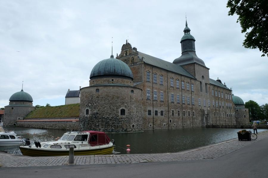 Schloss in Vadstena