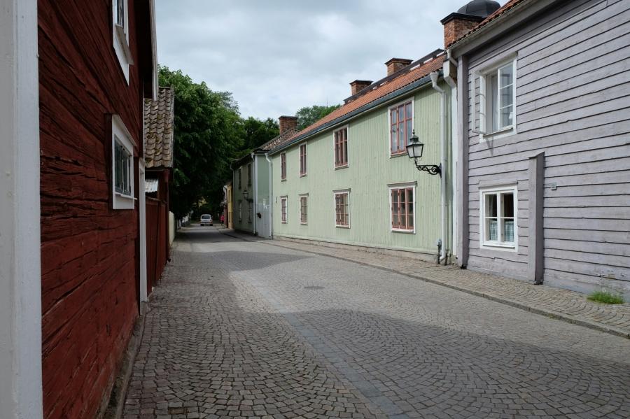 Häuser in Vadstena