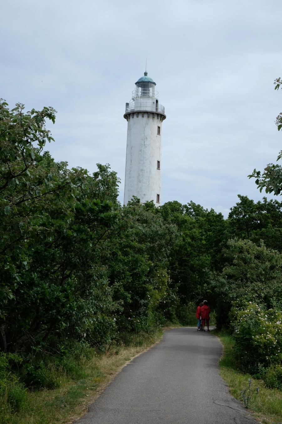 Leuchtturm Långe Erik (Ölands Norra Udde)