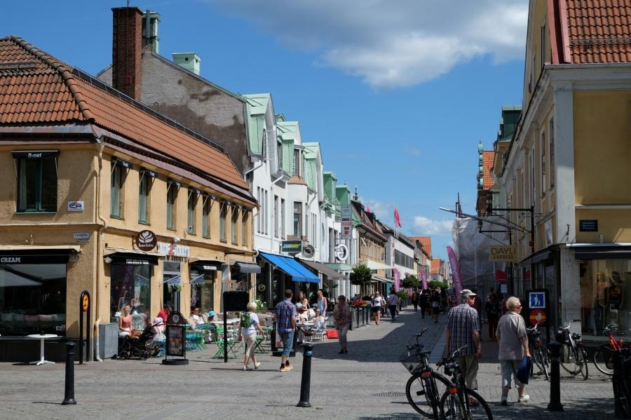 Altstadt von Kalmar