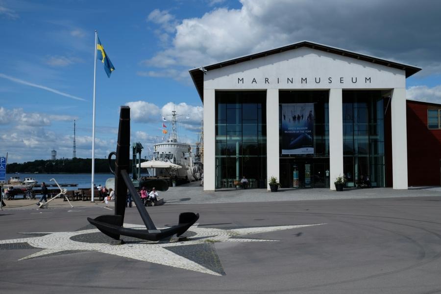 Marinemuseum von Karlskrona